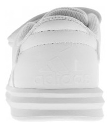 tenis escolar adidas d96832 ftwr white/core black/grey two f