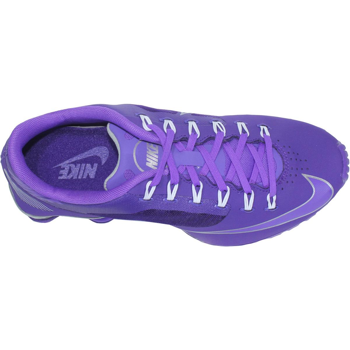Nike Shox R4 Purple
