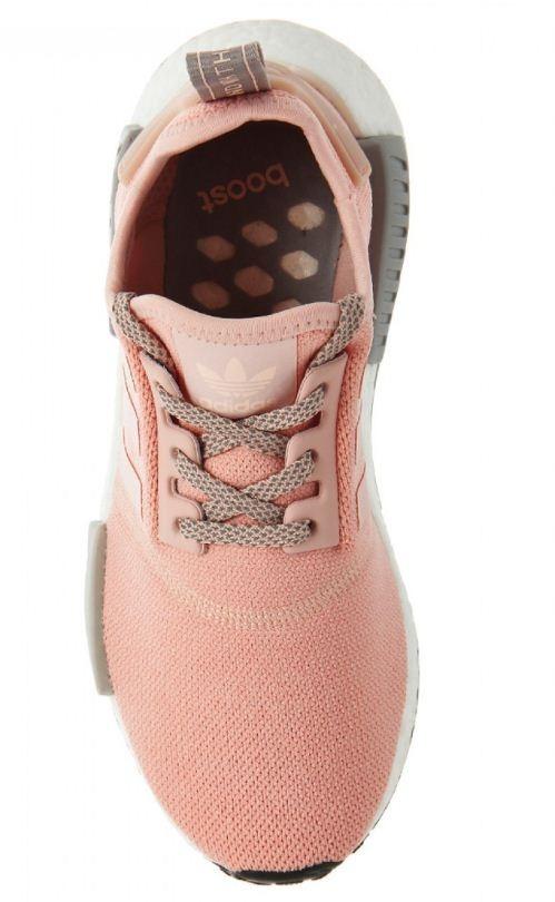 819643f422 tenis feminino adidas nmd rosa cinza original top na caixa. Carregando zoom.