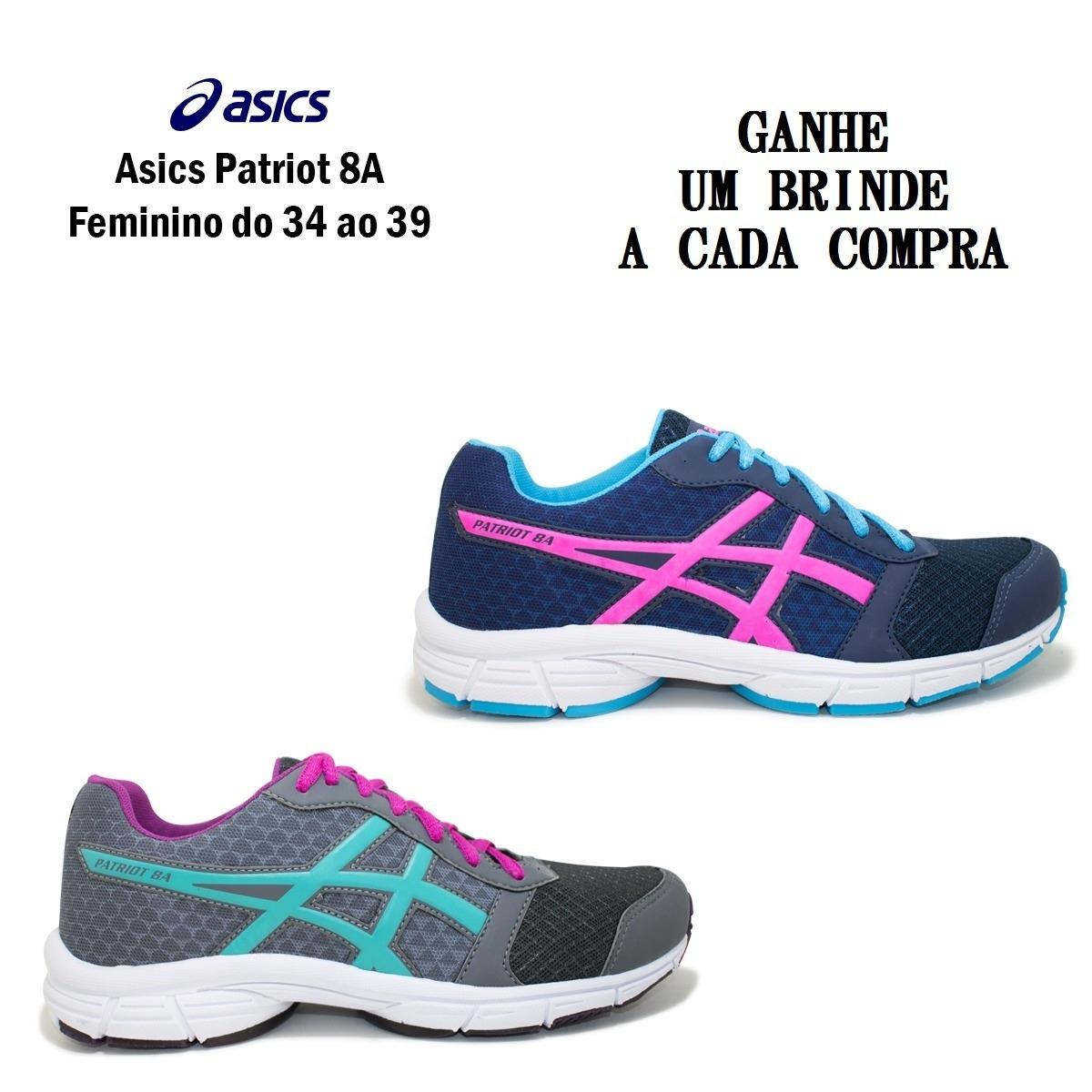 53fa1350df ténis feminino asics patriot 8a promoção. Carregando zoom.