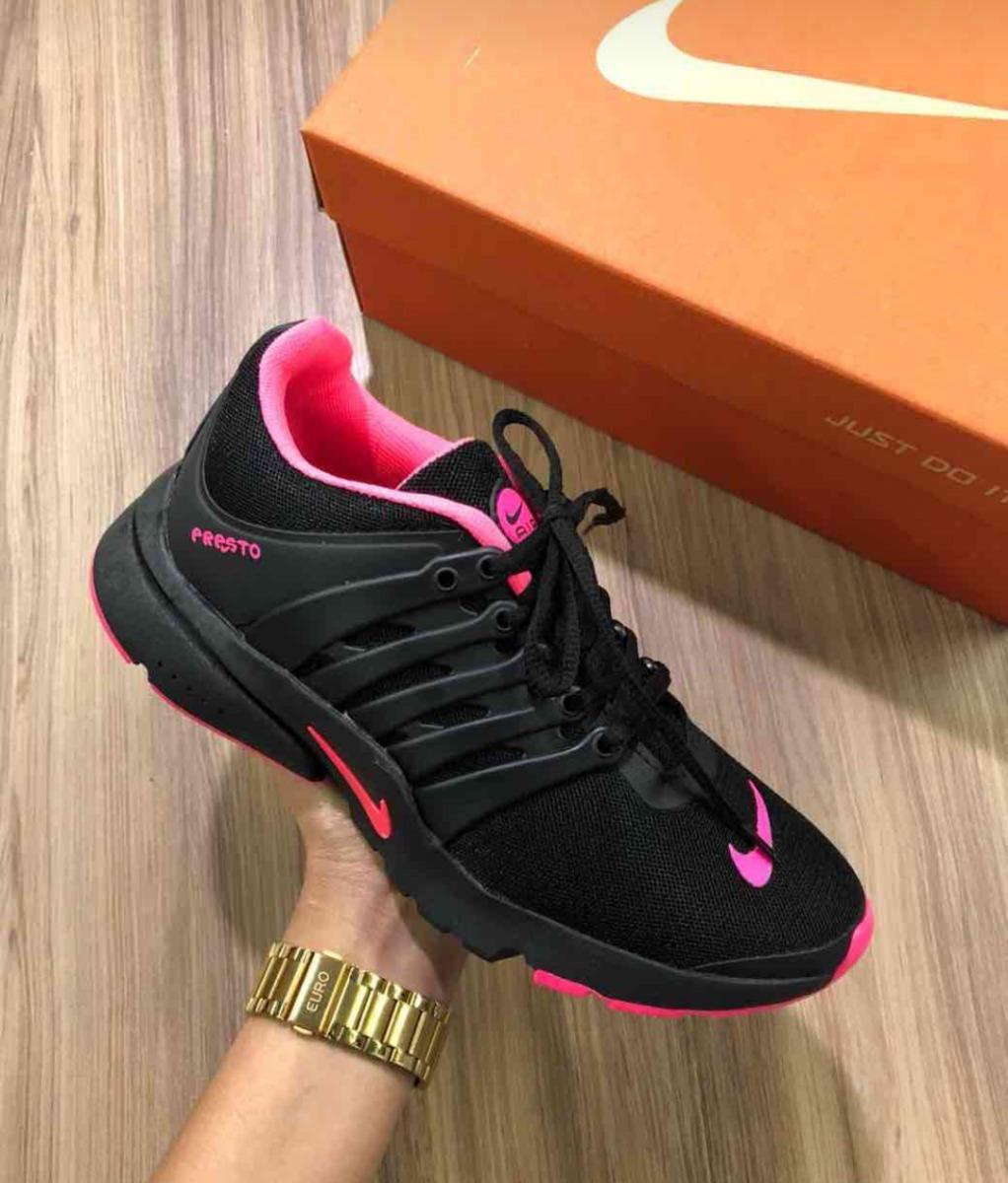9fc24b34572 Tenis Feminino Caminhada Academia Promoção Compre Agora - R  79