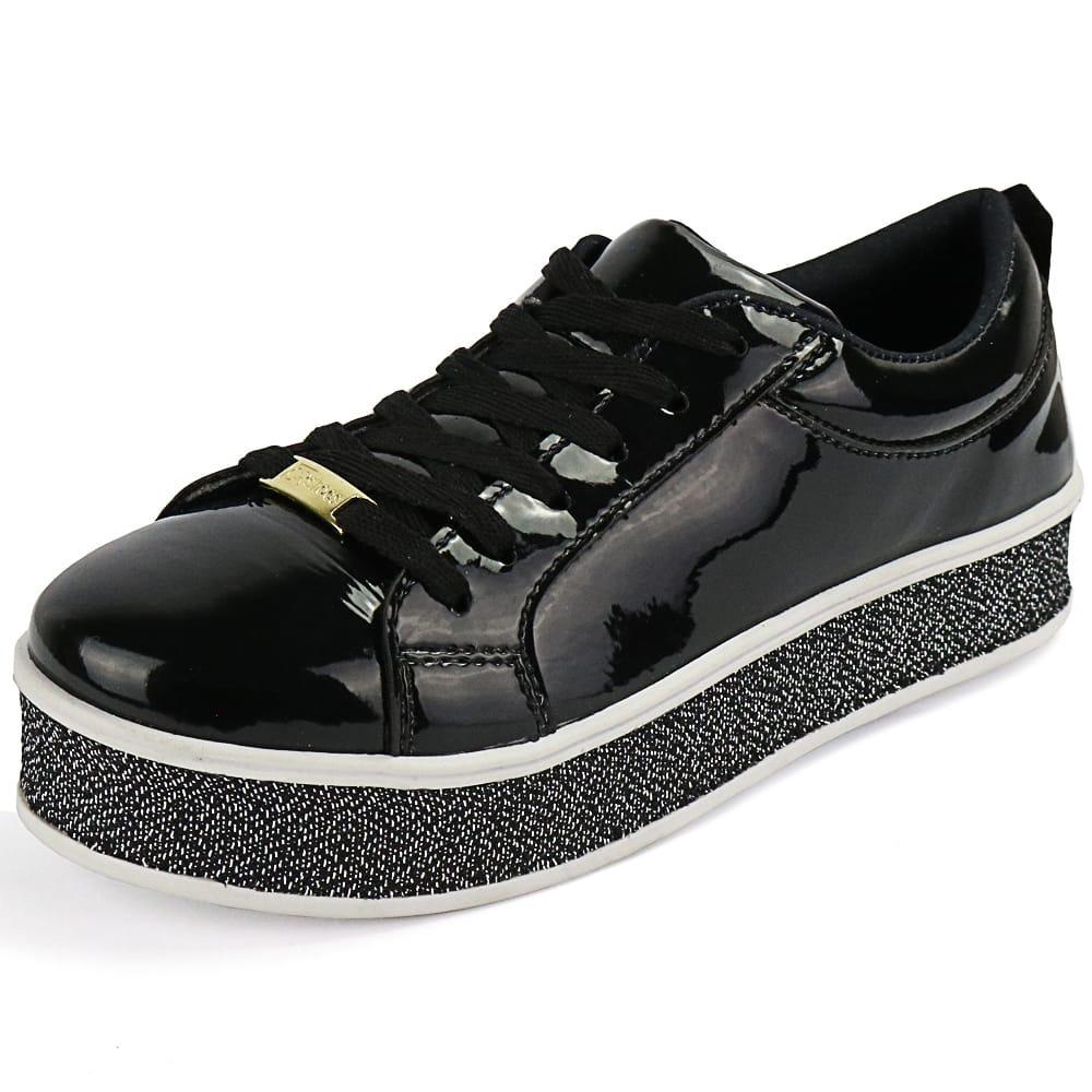 e2d723da89a tenis feminino cr shoes estilo visano com estampa social. Carregando zoom.