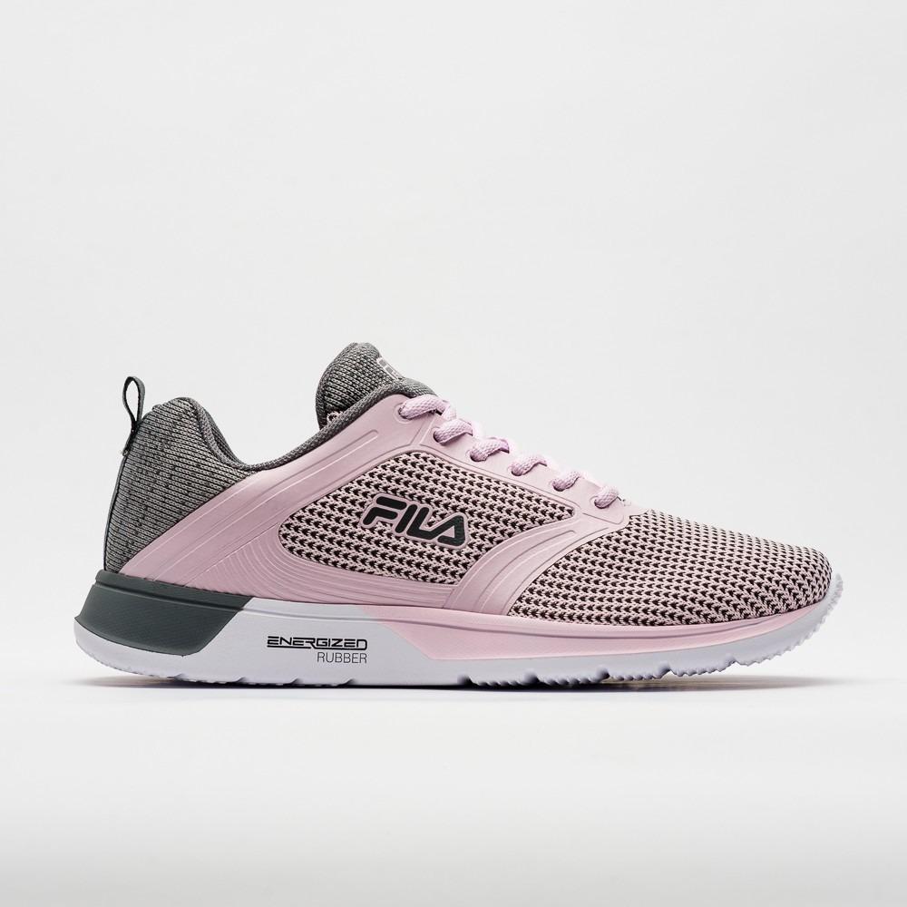 a84a7eae6155b tenis feminino esportivo fila 788188 fxt rosa grafite. Carregando zoom.