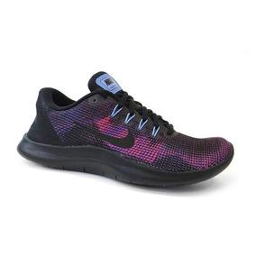 3c3a53828 Tênis Feminino Nike Flex W Ii Preto E Lilás - Esportes e Fitness no Mercado  Livre Brasil