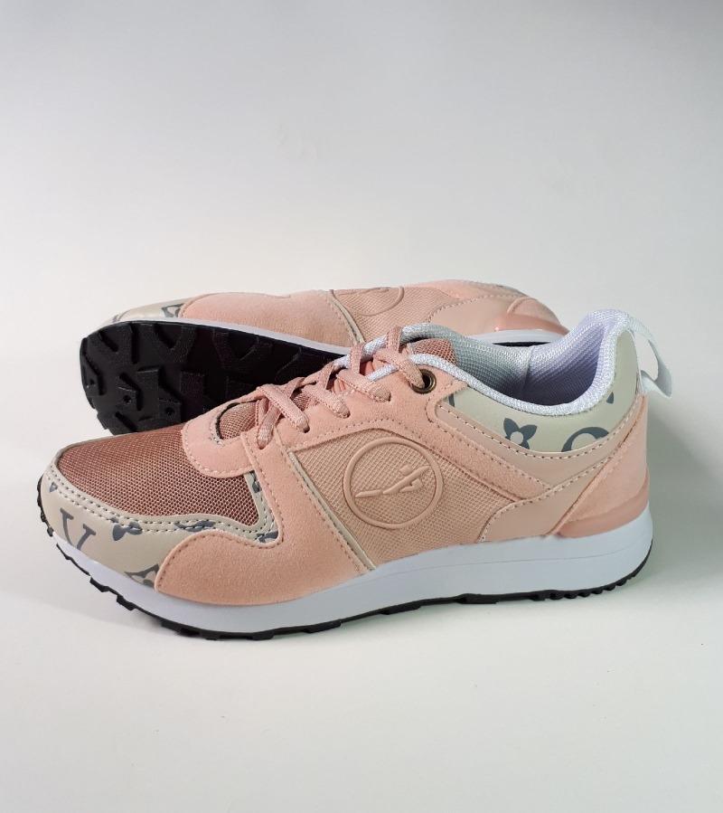 e5157090fb tenis feminino inspiração louis vuitton rosa lv frete gratis. Carregando  zoom.