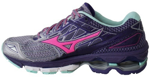 tenis feminino mizuno wave creation 19 - cinzaroxorosa big sale ee552 56d69  . ... d47019298a579