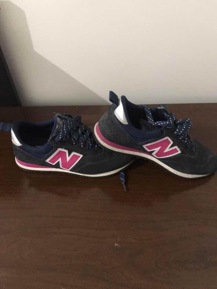 new balance 600c rosa