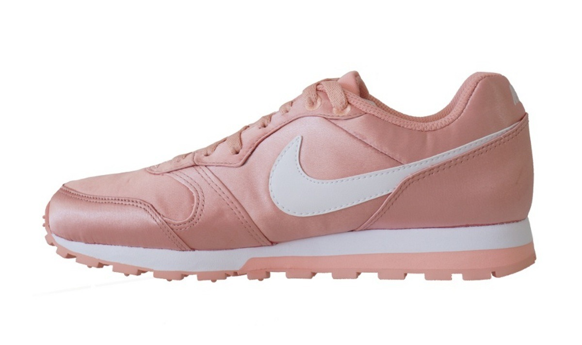 dca47142d4daf tenis feminino nike md runner 2 original - rose gold. Carregando zoom.