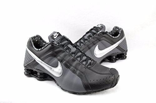 f06f3b0afd4 Tenis Feminino Nike Shox Preto cinza 454339-020 Original - R  349