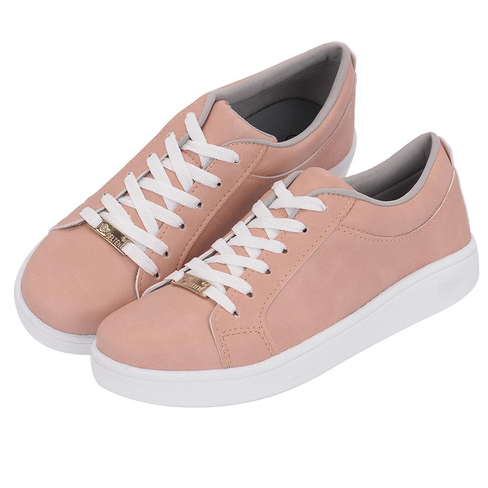 1e5e481563b tenis feminino rosa bebe skate sapato rose casual ref 4030. Carregando zoom.