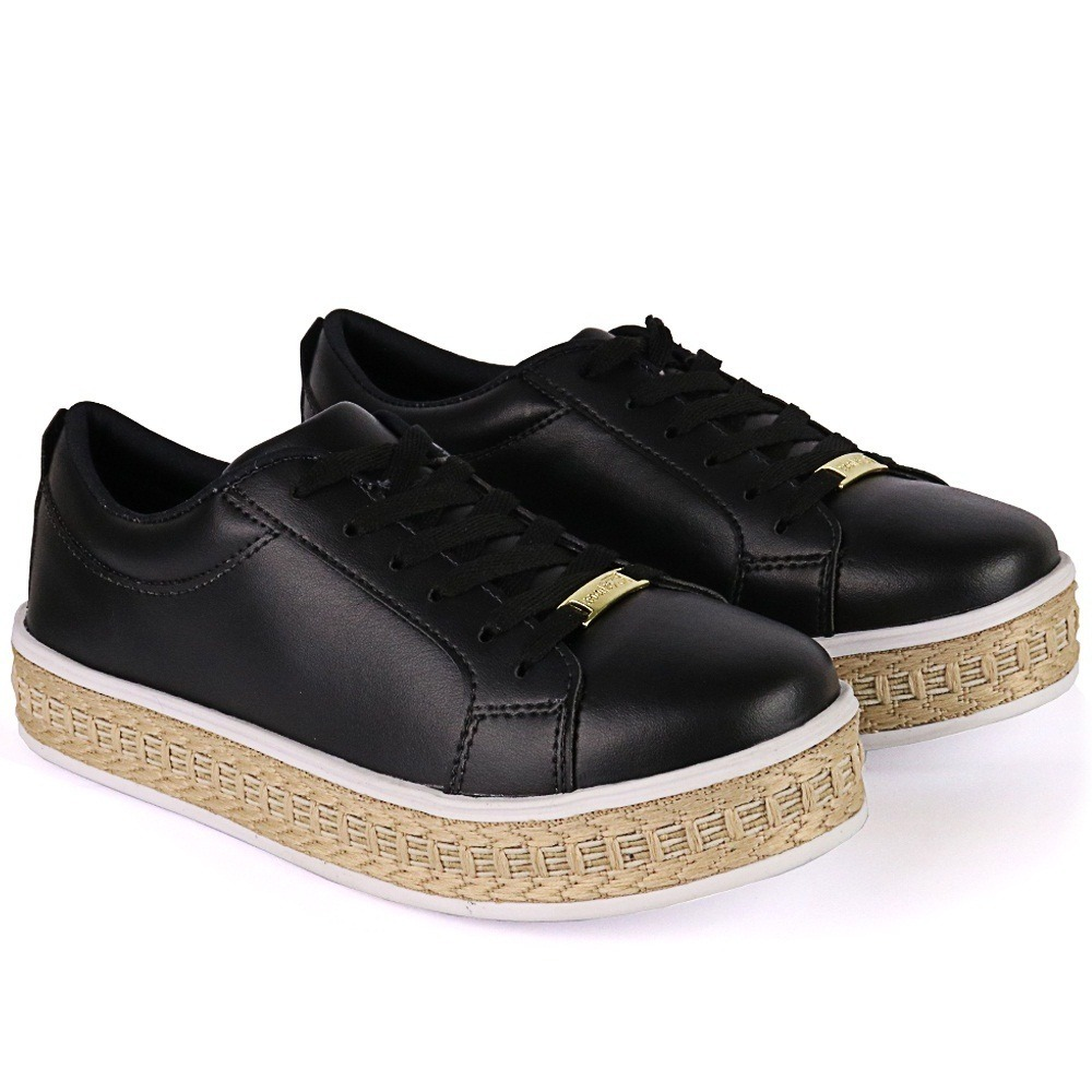 5c351ae2ba tenis feminino sapato sapatenis casual flatform moda dhl. Carregando zoom.