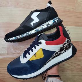 0684ea322f Zapatos Fendi Hombre - Ropa y Accesorios en Mercado Libre Colombia
