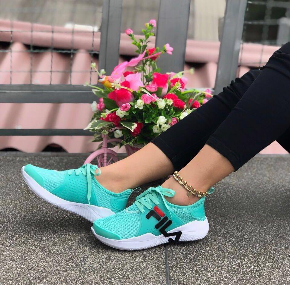 Tenis Zapatillas Dama Deportivo Zapato Mujer Fila vN08wmynOP