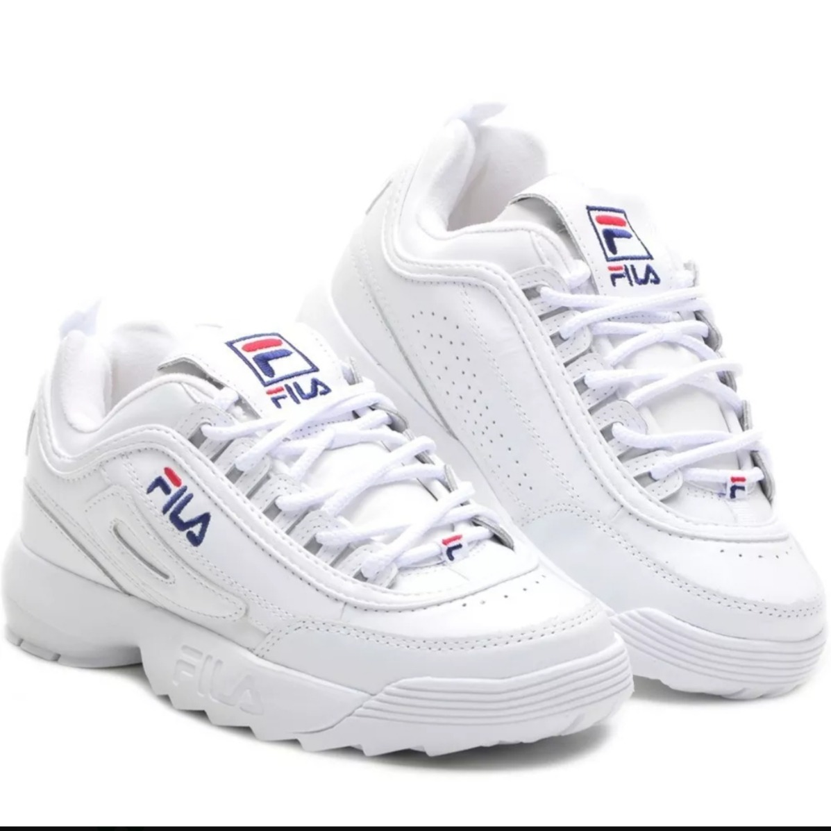 0930f3fdead tenis fila feminino disruptor sneaker lançamento promocional. Carregando  zoom.