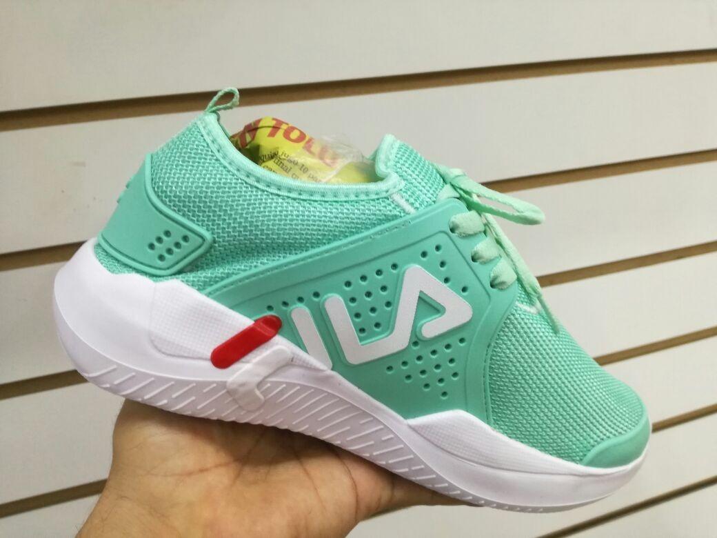 Zapatillas Mujer Fila Zapato Deportivo Tenis Dama PZwOkN08nX