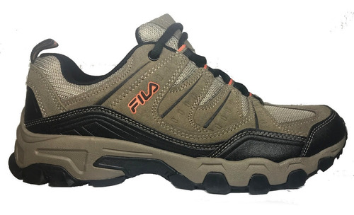 tenis fila hombre campismo senderismo outdoor hiking camp