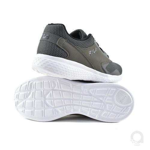 Zapatillas STAMINA CONTIC grayredgrayblueblack Skechers