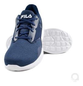 Tenis Fila Layers Peak Azul Hombre Original Cm00164421