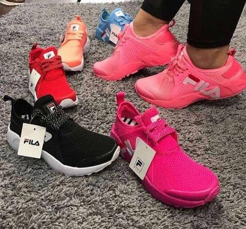 tenis fila sport femeninos 2019