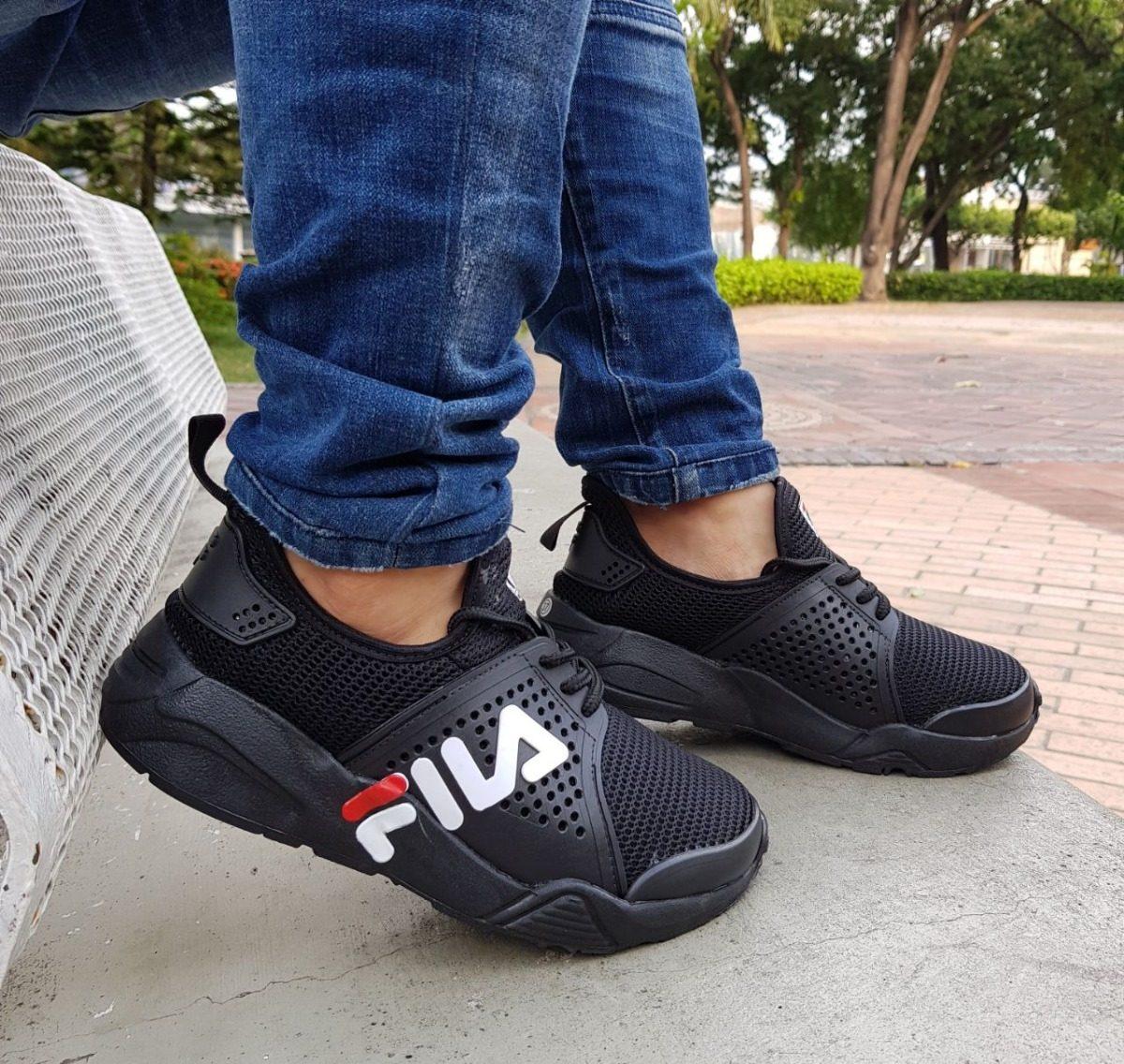 Tenis Fila Zapato Deportivo Hombre Caballero Fila
