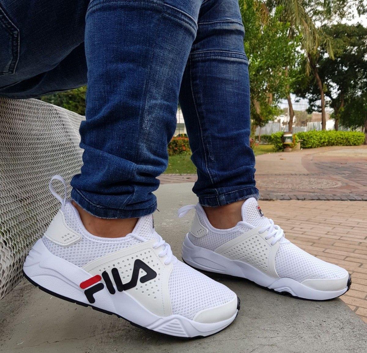 Compra > zapatos deportivos fila para hombres- OFF 63 ...