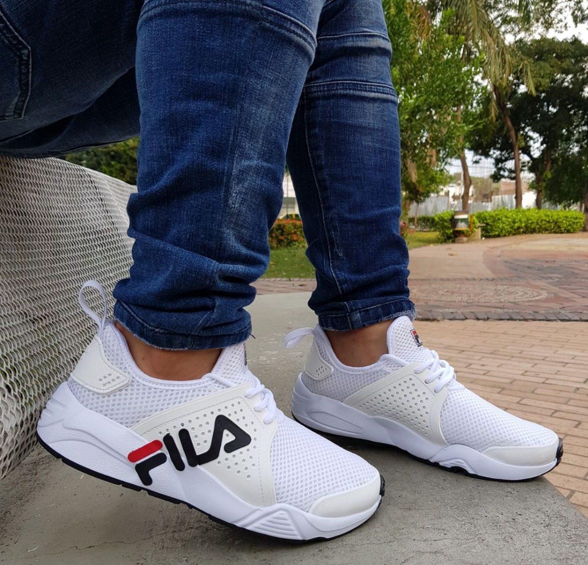 194a7c39f6f56 Tenis Fila Zapatos Deportivos Hombre Calzado Fila -   69.900 en ...