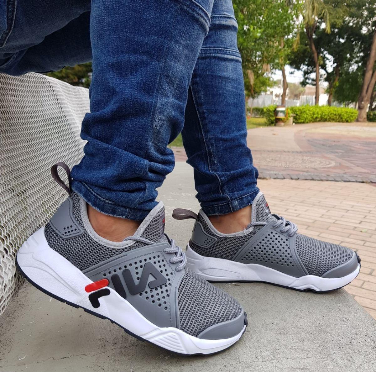 Tenis Fila Zapatos Deportivos Hombre Calzado Fila