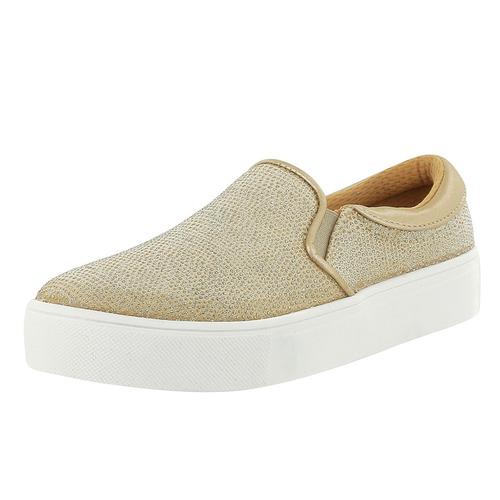 tenis flat slip on calzado dama mujer zapato dorothy gaynor