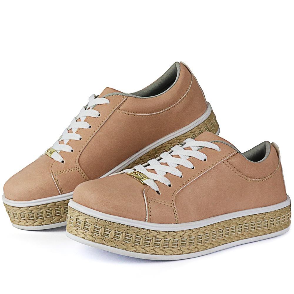415611b169 tenis flatform feminino sapato sapatenis moderno oferta. Carregando zoom.