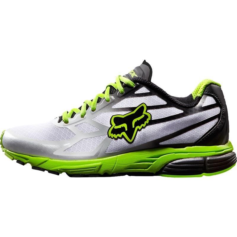 f9b1e100 Tenis Fox Racing Featherlite Verde/negro Envio Gratis - $ 1,895.00 ...