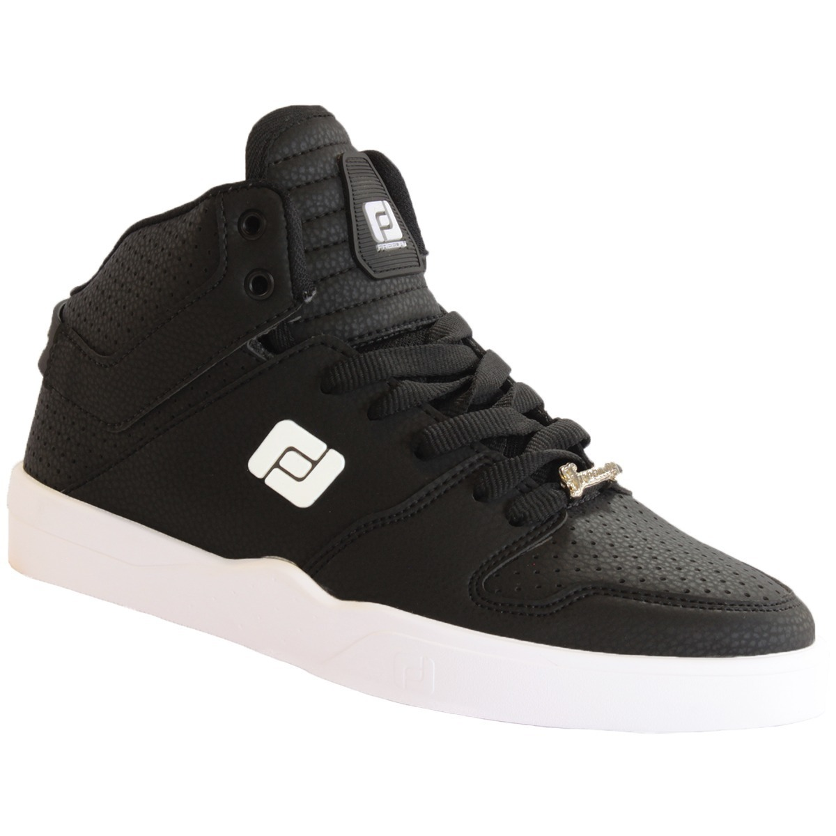 5c81f908165 tenis freeday skate steel hi top sneaker cano alto original. Carregando  zoom.