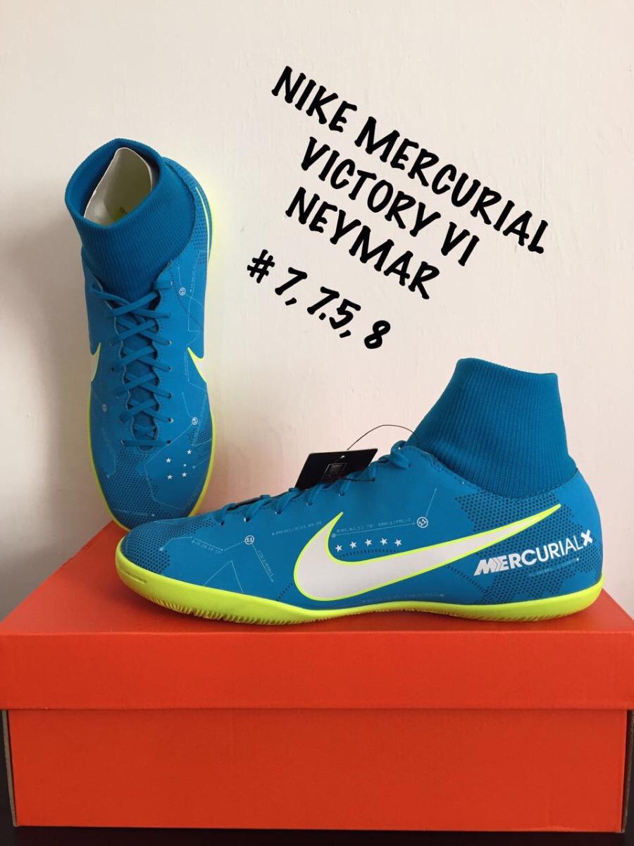 tenis futbol nike mercurial neymar df  7.5 mx envio gratis. Cargando zoom. fd9845a9351
