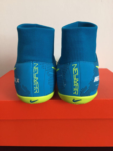Tenis Futbol Nike Mercurial Neymar Df  7.5 Mx Envio Gratis ... 95191478120