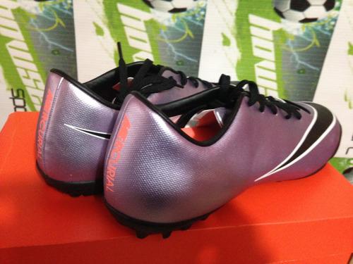 0d29d2346d091 Tenis Futbol Nike Mercurial Victory Tf Ronaldo 100% Original ...