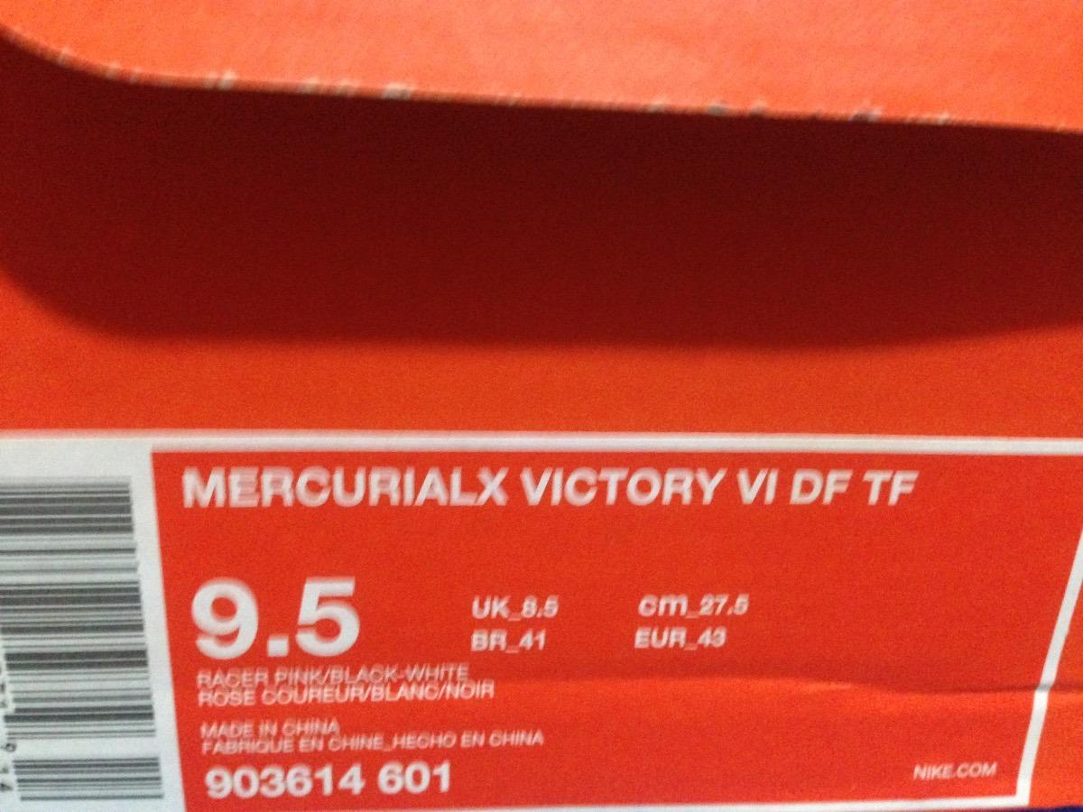 ab2e620ba77eb tenis futbol nike mercurial x vortex botita 100%originales. Cargando zoom.