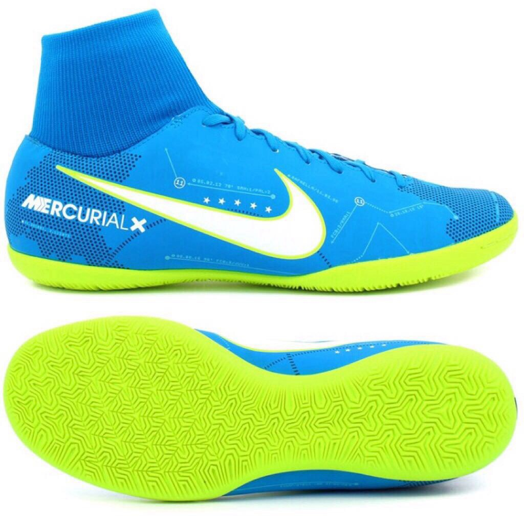 79e258b61516a Tenis Futbol Nike Neymar Mercurial Vctry  27.5 Cm (100% Orig -   1
