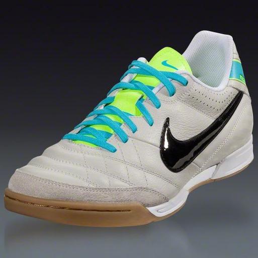 6abddd56f9119 Tenis Futbol Nike Tiempo Natural Ic Piel Rapido Sala Talla 7 ...