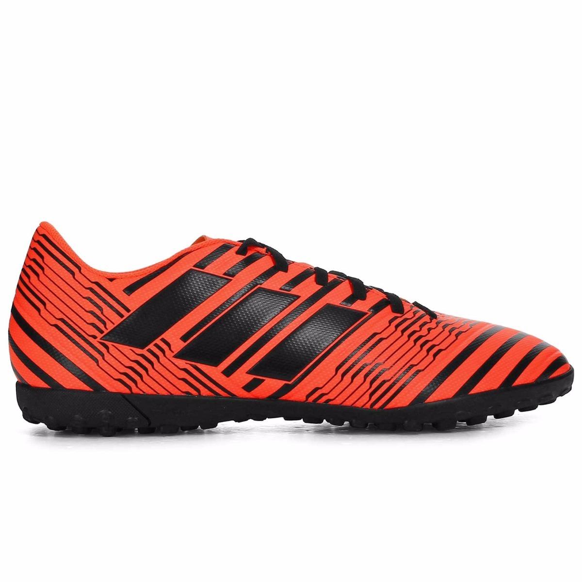 on sale cb834 15aee tenis futbol rapido adidas nemeziz color naranja original. Cargando zoom.