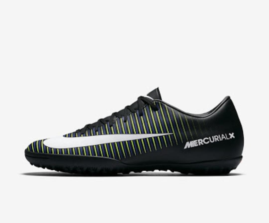 Tenis Fútbol Rápido Nike Mercurialx Victory Vi Tf Multitaco ... cdc57444b86d1