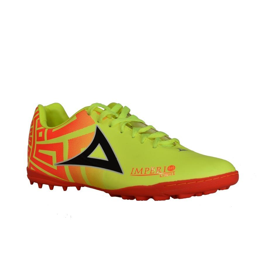 Tenis Futbol Rapido Pirma Turf N27 551 Amarillo Neon -   579.00 en ... 6c3dc036ae599