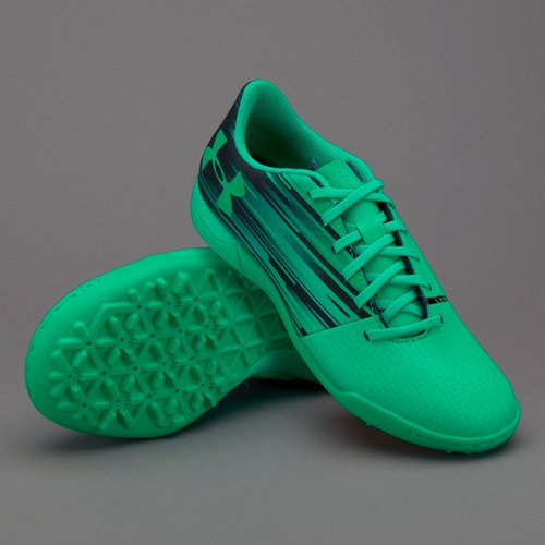 tenis futbol soccer pasto juveniles under armour full ua2870