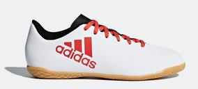 8fc176359b Chuteira Adidas X 16.4 In Futsal Vermelha - Esportes e Fitness no Mercado  Livre Brasil