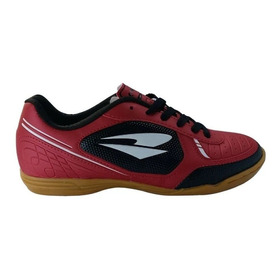 Tênis Futsal Dray Chuteira De Quadra Masculina Vermelho
