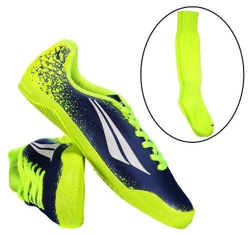 Tenis Futsal Penalty Atletas Do Futuro 7 + Meiao Juvenil - R  94 49b5005d12bf0