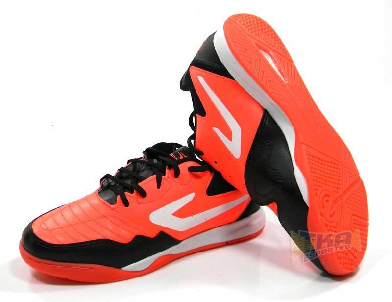 d7ca7464a5 Tenis Futsal Topper Dominator Td Coral Tam  37 43 - R  189