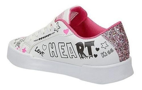 tenis glam graffiti niña + envío + regalo + garantía!