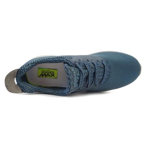 Tenis Go Walk 4 Instinct 54170 - Skechers (08) - Azul cinza - R  333 ... be35a1190bb4a