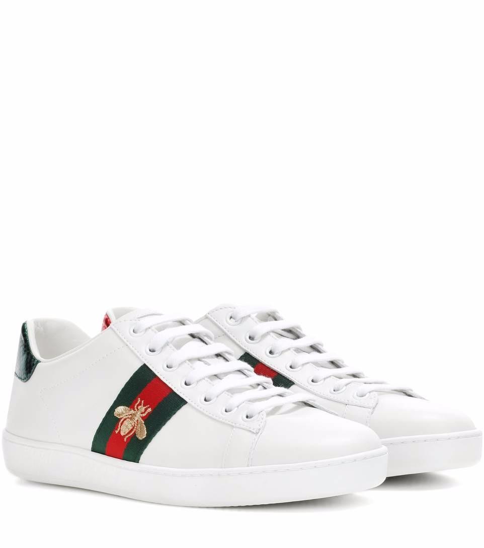 45791985f39 Tenis Gucci Ace Abelha Unisex- Moda 2018 Unisex - R  55