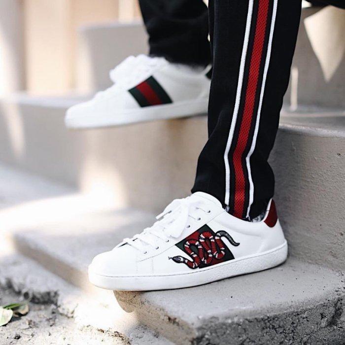Tenis Gucci Ace Sneaker Snake - Dama -   189.900 en Mercado Libre 3d5bbb3b68a