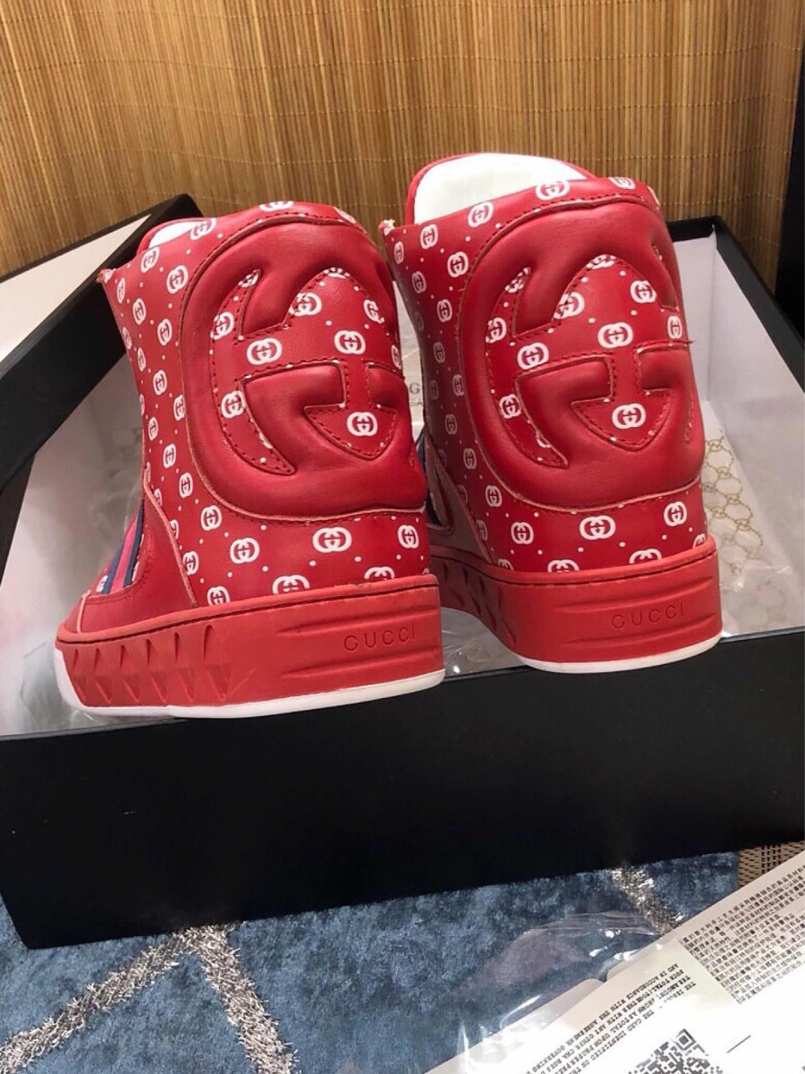 Tenis Gucci Dapper Dan -   3 83f50ece710